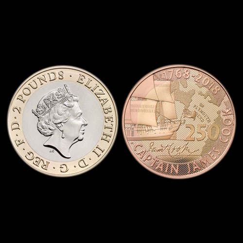 New-Coins-Celebrate-250th-Anniversary-of-Capt.-James-Cook's-First-Voyage
