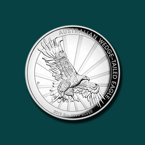 Wedge-Tailed-Eagle-5oz-Silver-Proof-Coin-of-Australia