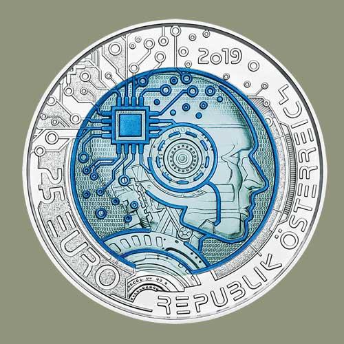 Austrian-Silver-Niobium-Coin-Celebrates-Artificial-Intelligence