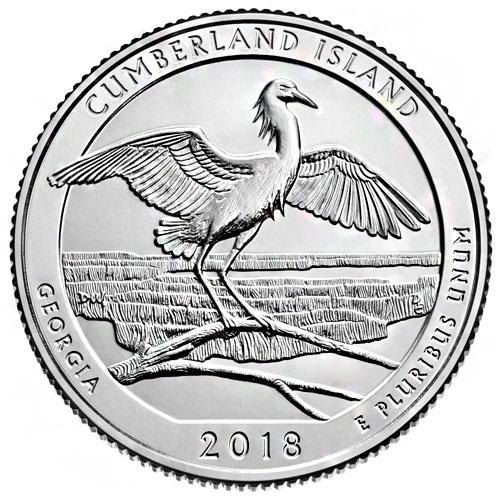Latest-US-Coin-Honours-Cumberland-Island-National-Seashore-in-Georgia