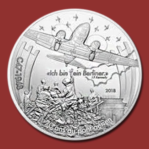 1936-Aircraft-Dakota-Featured-on-New-French-Coins