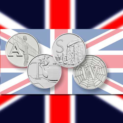 "Royal-Mint-Circulates-More-""A-to-Z""-Coins-Due-to-Increasing-Popularity"
