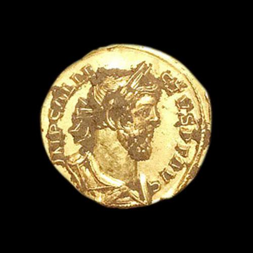 Rare-Gold-Aureus-of-Roman-Emperor-Allectus-Auctioned