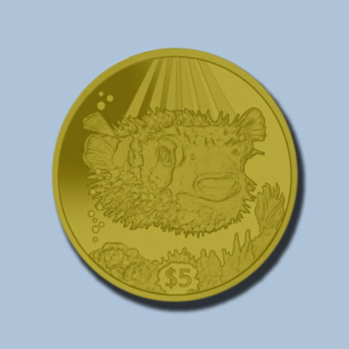 Porcupinefish-Featured-on-Coins-from-British-Virgin-Islands