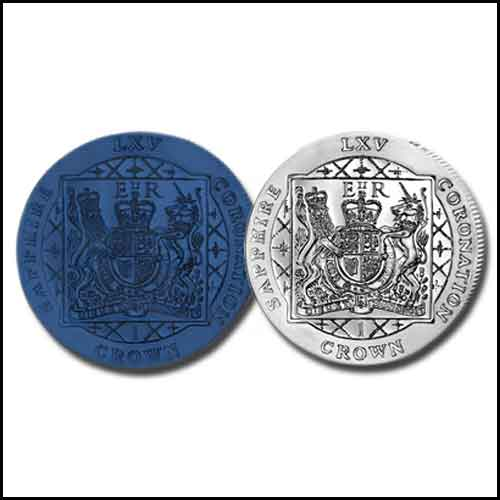 Queen-Elizabeth-II's-Coronation-Celebrated-on-Falkland-Island-Coins
