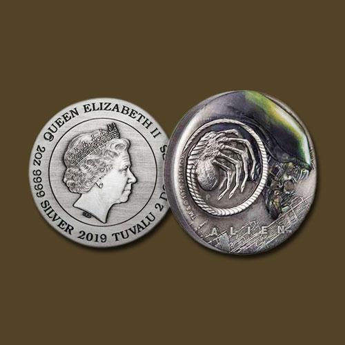 Coin-Celebrates-40th-Anniversary-of-Movie---Alien