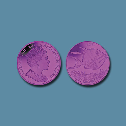 Queen-Triggerfish-and-Macaroni-Penguins-on-Latest-Pobjoy-Mint-Coins