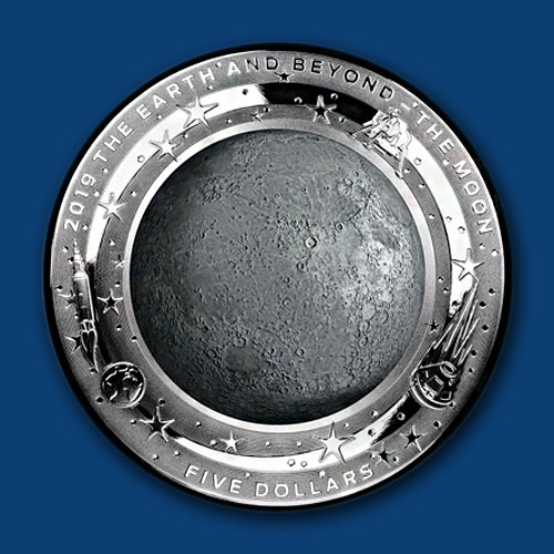 Domed-Coin-Featuring-Moon-from-Royal-Australian-Mint