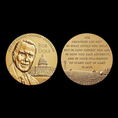 Bob-Dole-on-Latest-US-Congressional-Gold-Medal