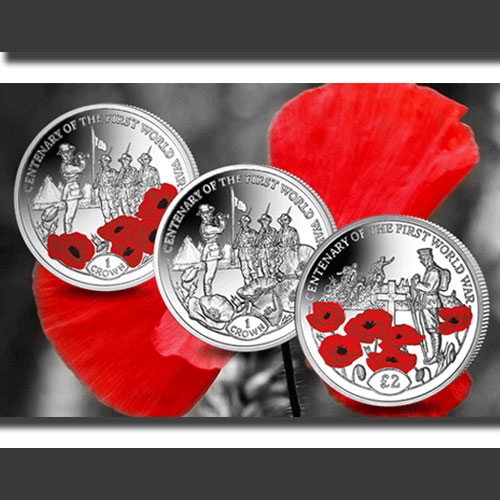 Pobjoy-Releases-100-Years-of-the-First-World-War-Coins-for-Ascension-Island