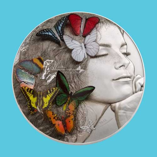 Exotic-Butterflies-Dream-Edition-Silver-Coin