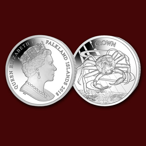 Crab-on-Titanium-Coins-form-Falkland-Islands