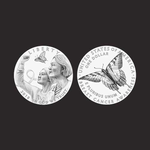Symbolizing-Hope,-Butterfly-Design-Dominate-the-2018-Breast-Cancer-Awareness-Coins