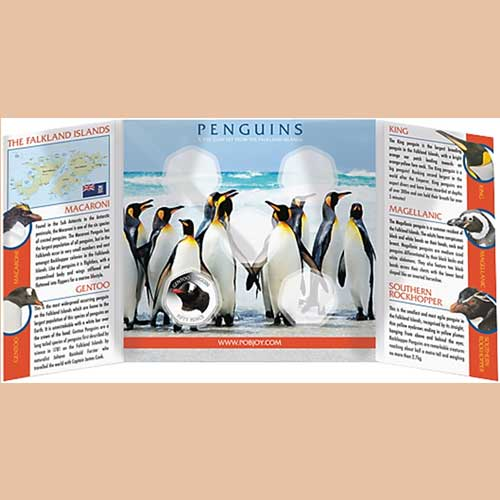 Gentoo-Penguin-on-Coins-of-Falkland-Islands