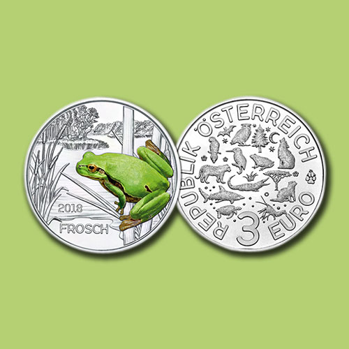 Frog-Featured-on-Latest-Coin-in-the-Colourful-Creatures-Series-from-Austria
