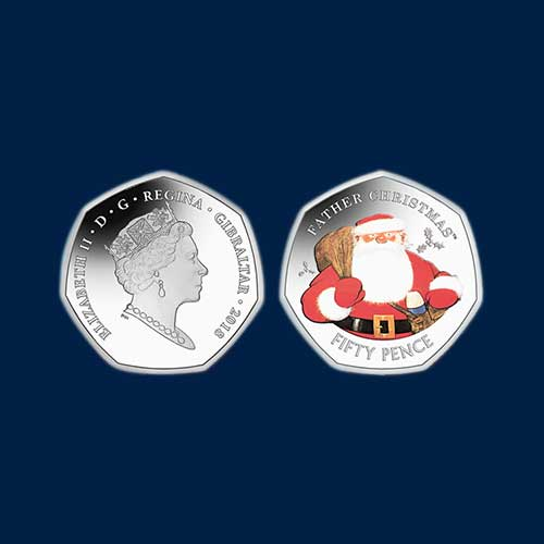Father-Christmas-Featured-on-New-Coins-from-Gibraltar