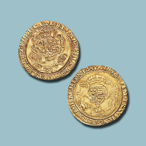 Rare-Gold-Half-sovereign-of-Edward-VI-to-be-Auctioned