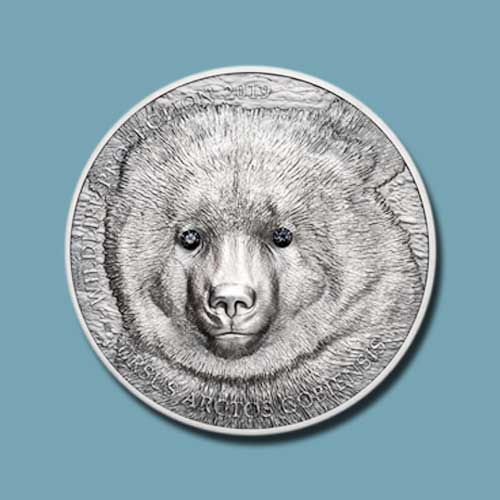 Gobi-Bear-on-Final-Coin-from-the-Popular-Wildlife-Series
