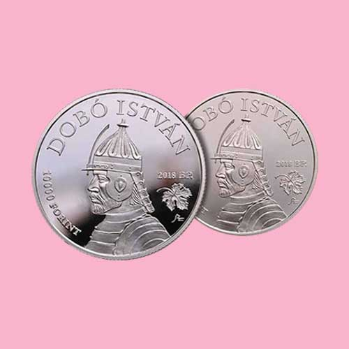 Castle-of-Eger-Celebrated-on-New-Hungarian-Coins