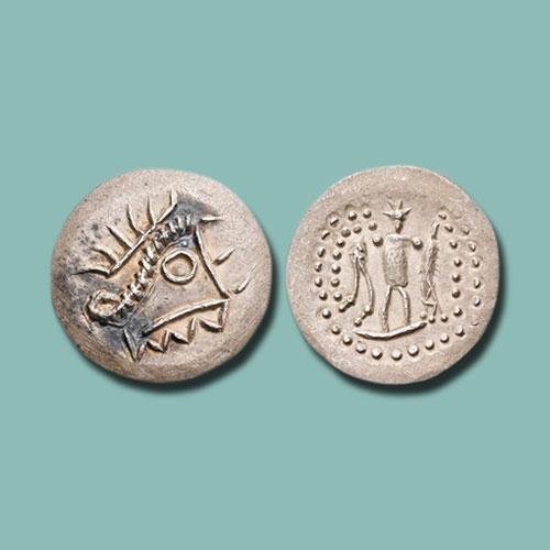 Ancient-Celtic-Imitation-Silver-Tetradrachm