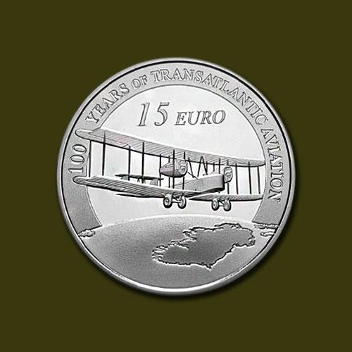 Irish-Coin-Celebrates-100th-Anniversary-of-the-First-Trans-Atlantic-Flight