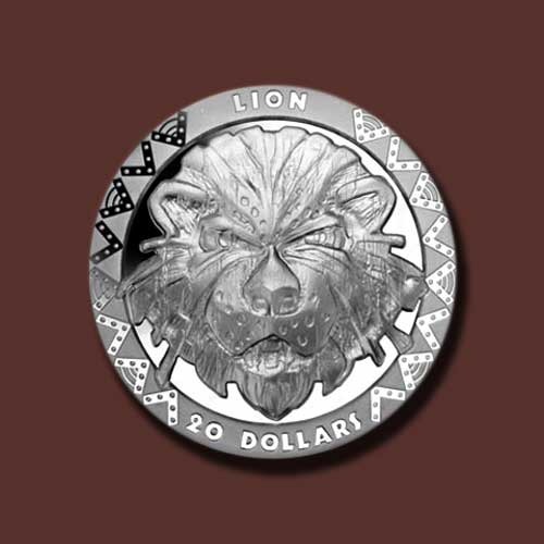 Lion-Featured-on-Pobjoy-Mint's-Latest-Silver-Coin-for-Sierra-Leone