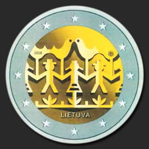 Traditional-Lithuanian-Song-and-Dance-Festival-on-Coins