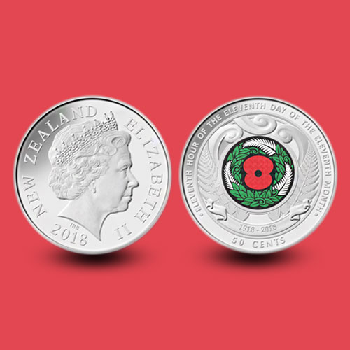 New-Zealand-Coin-Marks-Centenary-of-World-War-I-Armistice