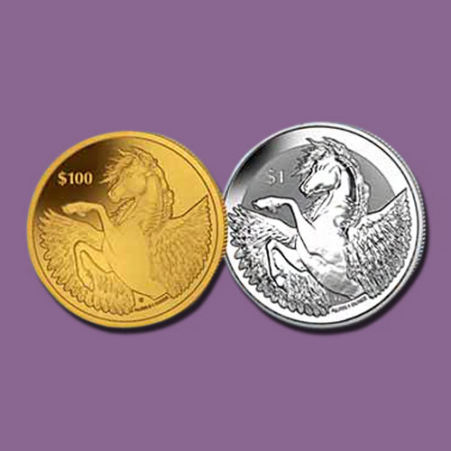Magnificent-Pegasus-Featured-on-Gold-Bullion-Coin-from-British-Virgin-Islands