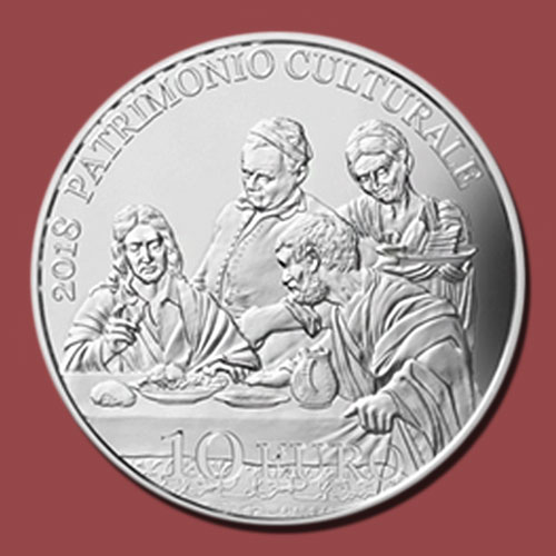 Painter-Caravaggio-Celebrated-on-San-Marino-Coins