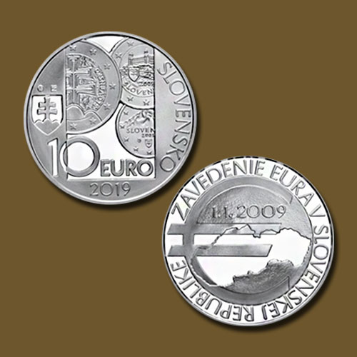 10th-Anniversary-of-Slovakian-Euro-Commemorated