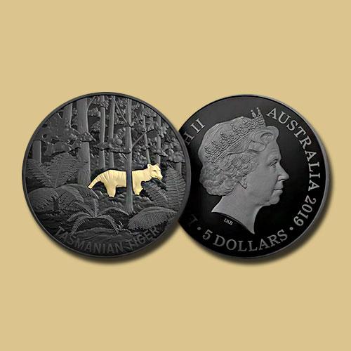 Rare-and-Extinct-Australian-Fauna-on-Unique-Coins