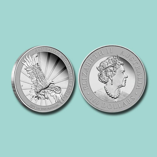 New-Platinum-Coin-from-Perth-Mint-Features-Wedge-Tailed-Eagle