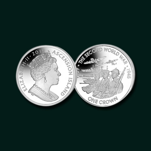 Coin-Commemorates-80th-Anniversary-of-World-War-II