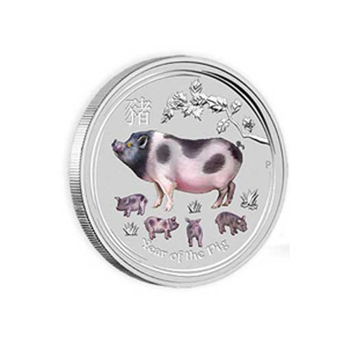 Perth-Mint's-Coin-Dedicated-to-Year-of-Pig