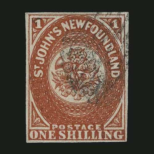 1sh-Orange-stamp-issued-in-Newfoundland