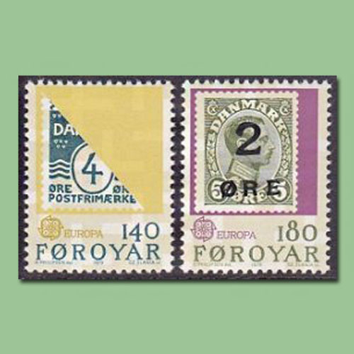1st-Europa-Stamp-of-Faroe-Islands