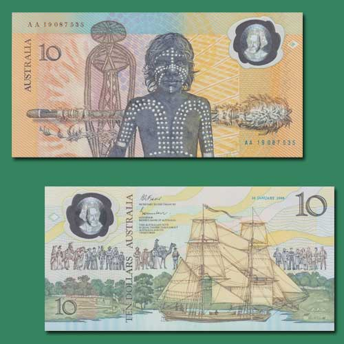 1st-Polymer-Banknote-of-the-World