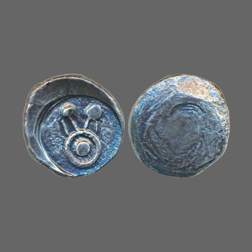 Kuntala-Janapada-Silver-Double-Karshapana-Sold-For-28,000-