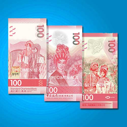 Cantonese-Opera-Celebrated-on-New-HK$100-Banknotes