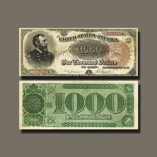 1890-$1,000-Treasury-note-or-Grand-Watermelon-to-be-Auctioned