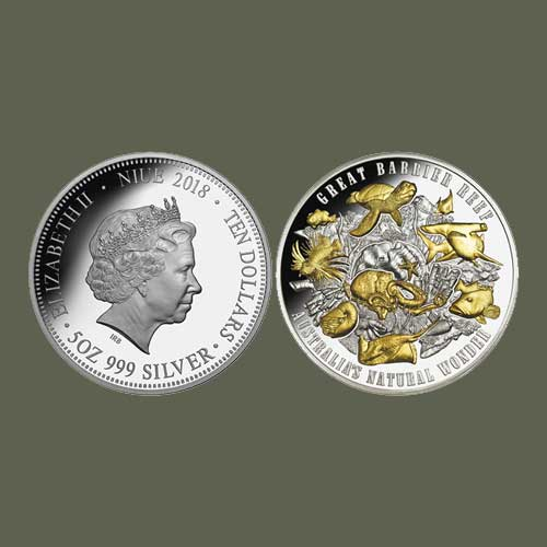 Australia's-Great-Barrier-Reef-Honoured-on-New-Coins