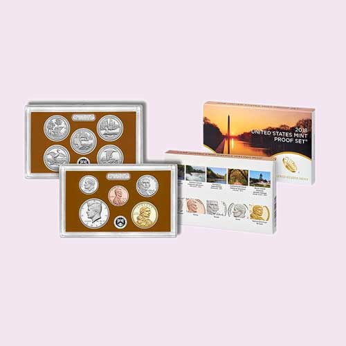 2018-United-States-Mint-Proof-Set
