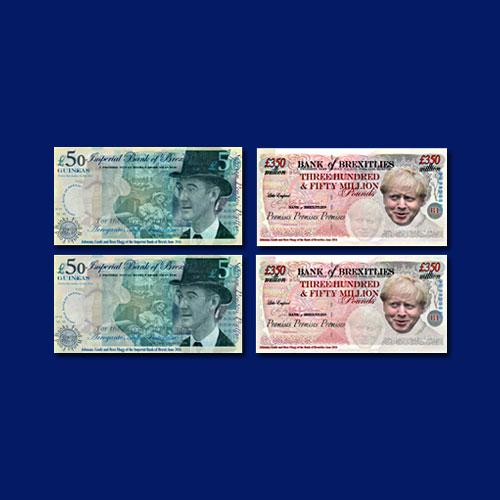 British-Museum-Showcases-Anti-Brexit-Parody-Banknotes