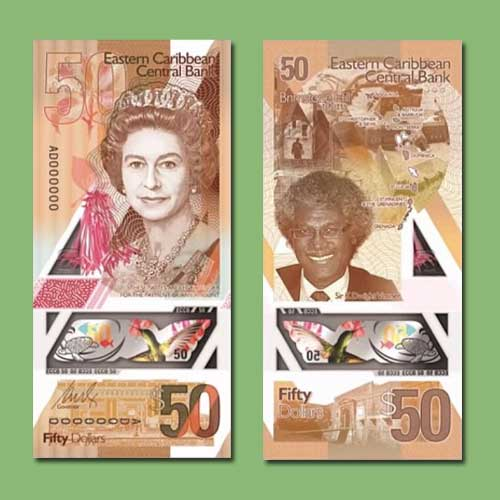 Eastern-Caribbean-Central-Bank-to-Issue-New-Polymer-Banknotes