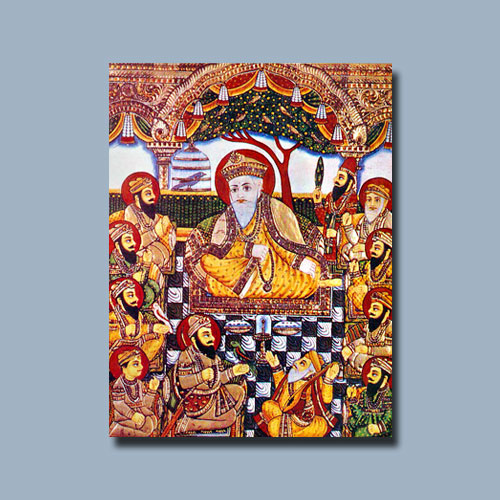 Nepalese-Coins-and-Stamps-to-Celebrate-Guru-Nanak's-Birth-Anniversary