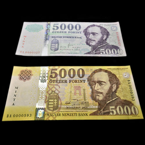Hungary-Introduces-New-HUF-500-Banknotes