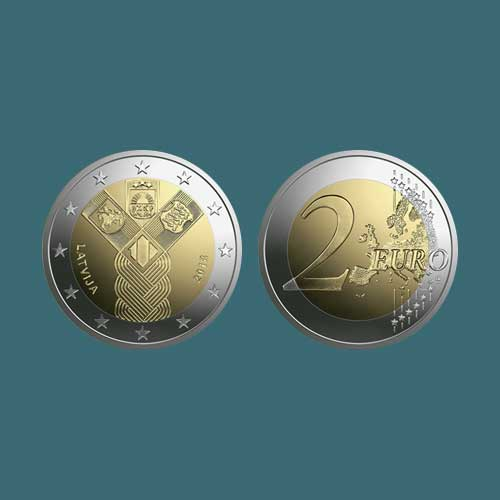 Latvian-Coin-Celebrates-100th-Anniversary-of-Baltic-States