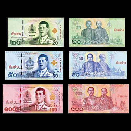 Thailand-to-Issue-Second-Batch-of-New-Banknotes