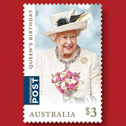 New-Postage-Stamps-Celebrate-Queen-Elizabeth-II's-92nd-Birthday